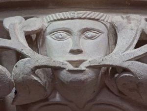Green Man in St Bartholomews Church