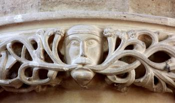 Green Man in St Bartholomews
