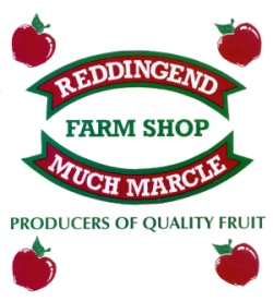 Reddingend Fruit Farm, Much Marcle