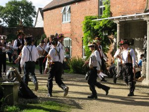 Leominster Morris at Hellens