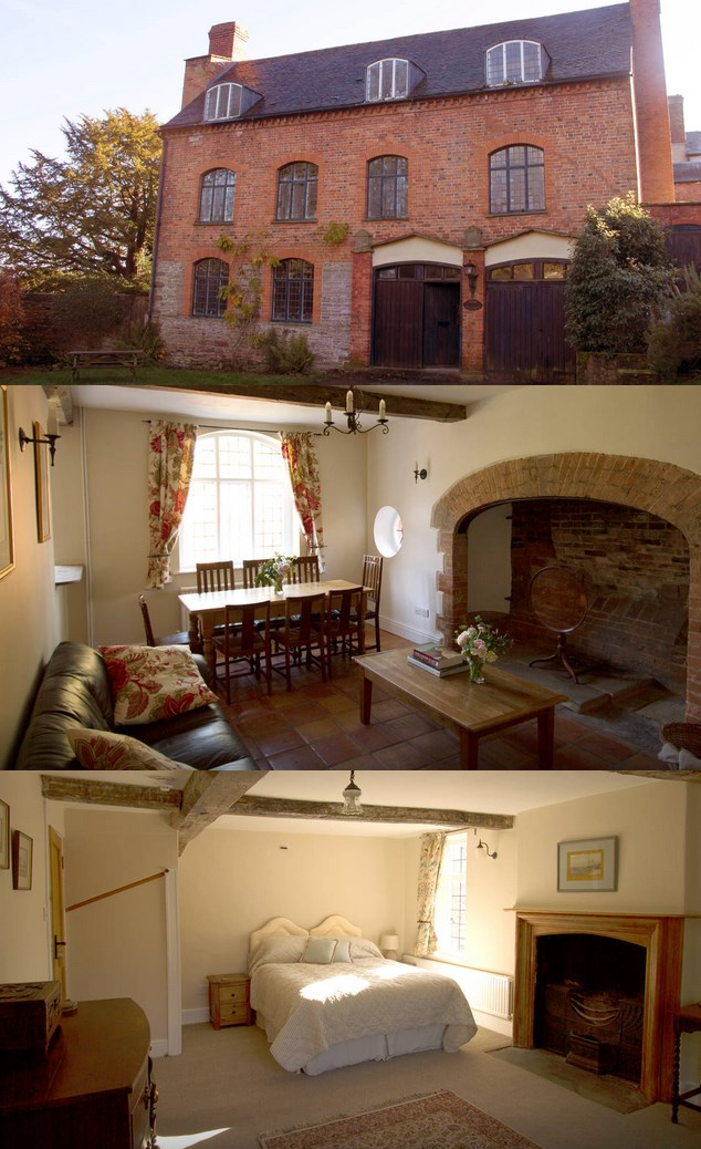Coach House self catering accommodation, Much Marcle